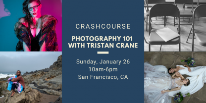 Photography with Tristan Crane
